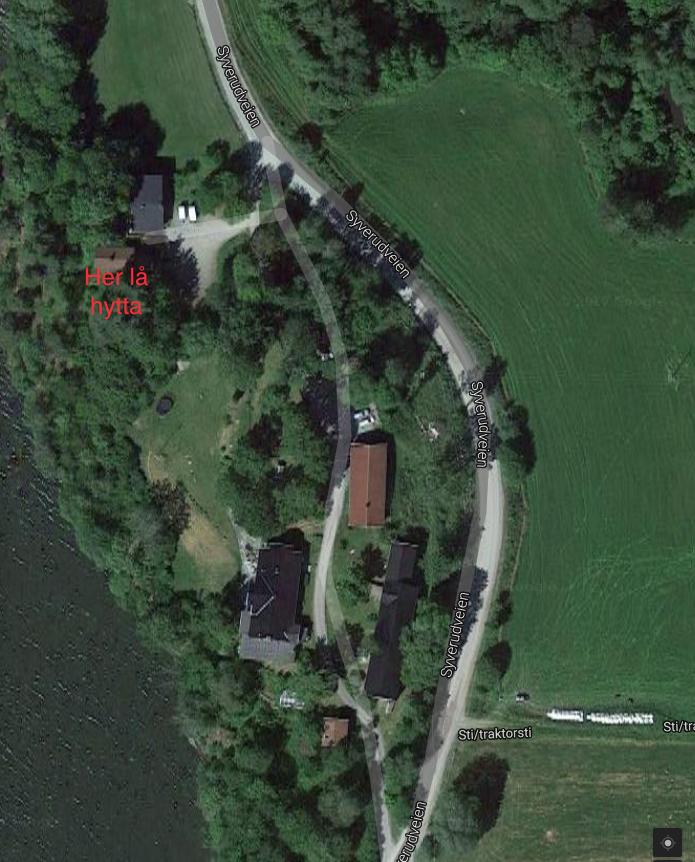 Hytte på Berg gård